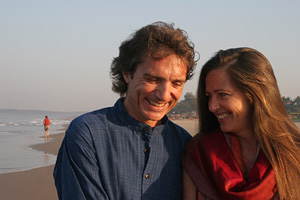 Diana Puja & Michael Richardson